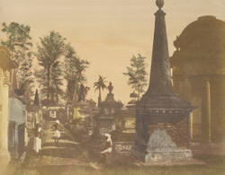 Cemetry [sic], Calcutta 247157